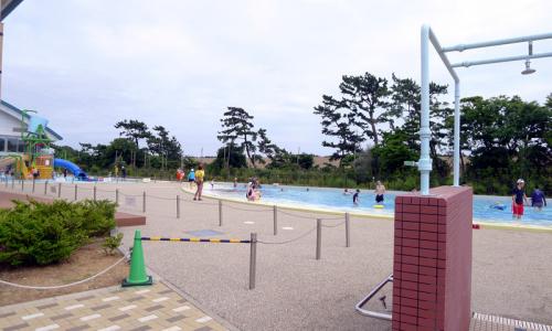 トビオ 屋外児童プール