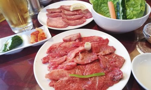 焼肉えん 和牛カルビ
