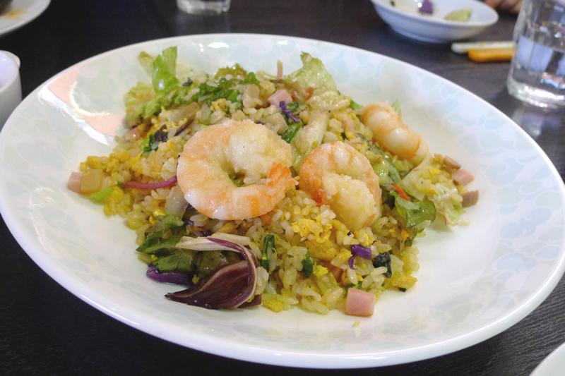 本格新中国料理ムーラン 海老炒飯