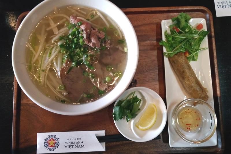 ベトナム食堂特製 牛肉フォー