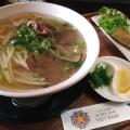 自家製生麺のベトナム食堂特製 牛肉フォー