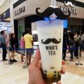 WHO'S TEA(フーズティー)|イオンモール浜松志都呂に黒ひげマークのタピオカ専門店がオープン