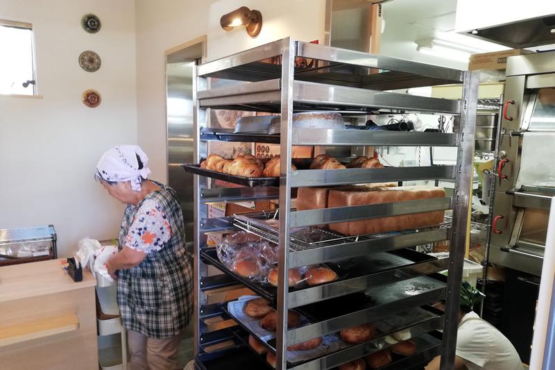 モンタンヴェール 焼き立てパン