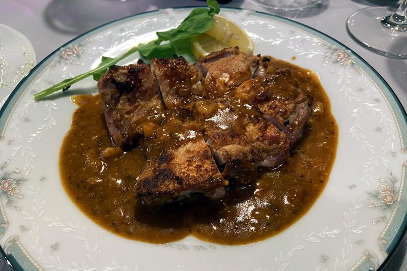 クラーレ 国産若鳥のオーブン焼き